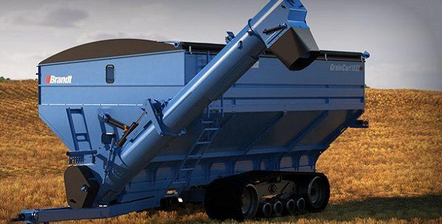 Brandt Grain Cart