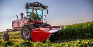 Massey Ferguson WR 9900 - Equipment