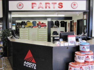 Parts Counter