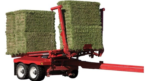 ProAG Bale Image of Biomass & Silage Bale Carriers