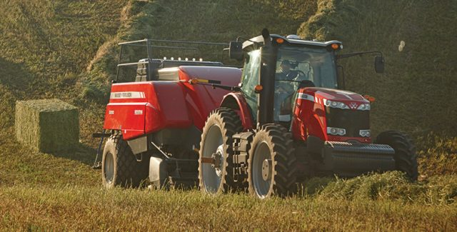 Hesston by Massey Ferguson Large Square Baler