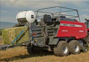 Harvesttec HayBoss G2