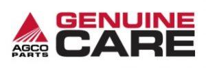 AGCO Genuine Care Program Logo