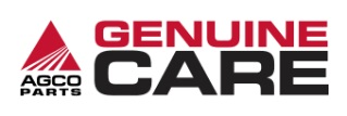 AGCO Genuine Care Program Logo