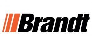 Brandt logo, brandt swing away augers, brandt harvest augers