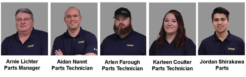 Hanlon Ag Parts Staff