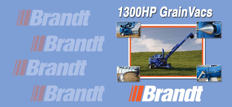 Brandt 1300HP Slider