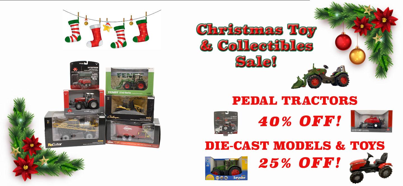 Slider Christmas Toys