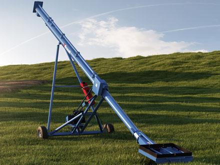 brandt transport augers, low profile intake auger, brandt augers, augers, brandt