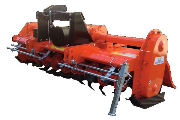 Muratori MZ15C rotary tiller, Muratori Rotary Tillers