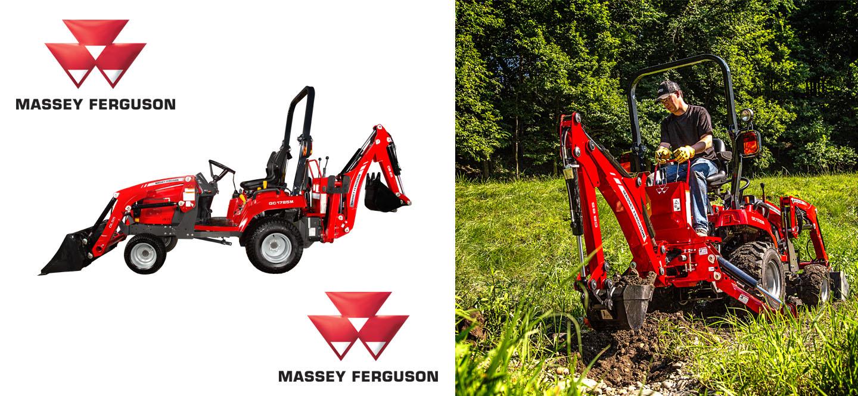 Massey GC1700 Series