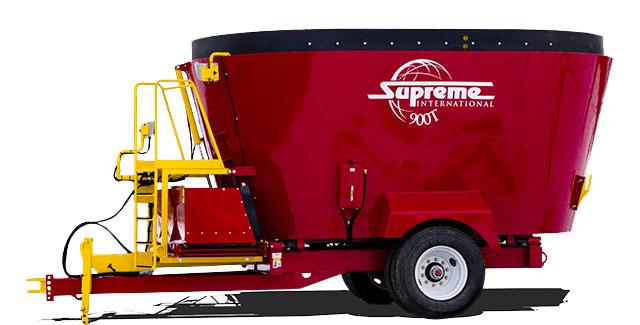 Supreme 900T pull type, supreme feed mixer, supreme 900t, Supreme feed wagon, supreme international, supreme pull type, pull type feed mixers