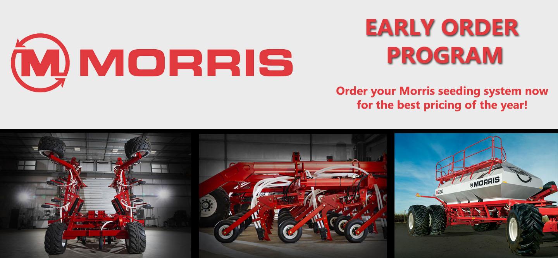 Morris Early Order