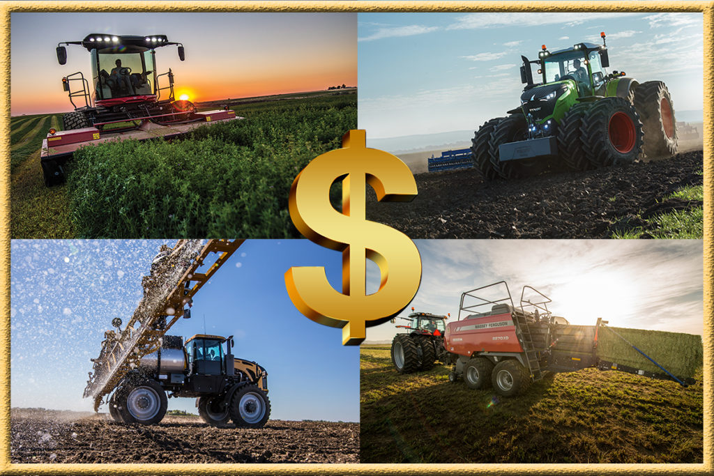 How to Increase the value of your farm equipment